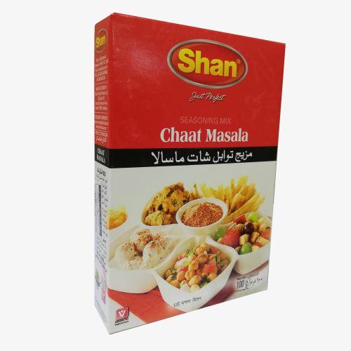 Shan Chaat Masala Masala Ready Mix 100g