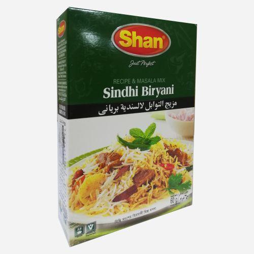 Shan Sindhi Biryani Masala Ready Mix 60g