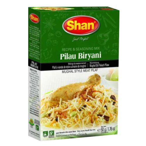 Shan Pilau Biryani Masala Ready Mix 50g
