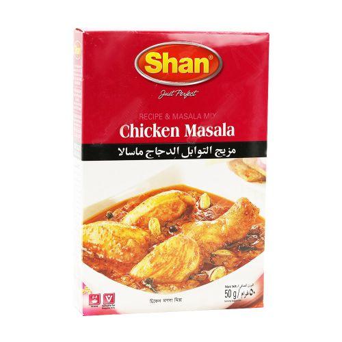 Shan Chicken Curry Masala Ready Mix 50g