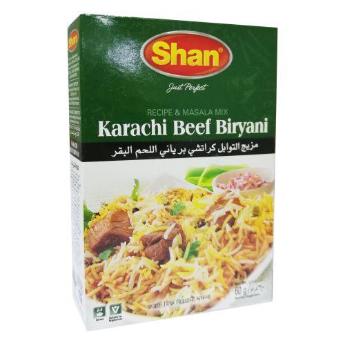 Shan Karachi Biryani Masala Ready Mix 60g