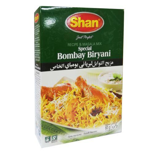 Shan Bombay Biryani Masala Ready Mix 60g