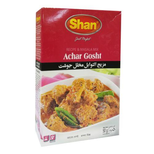Shan Achar Gosht Masala Ready Mix 50g