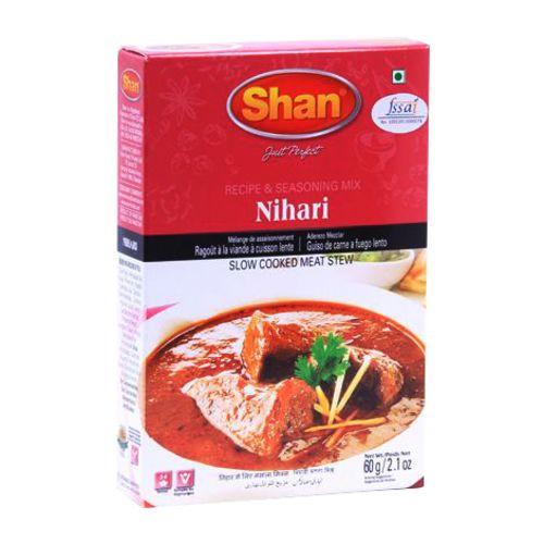 Shan Nihari Masala Ready Mix  60g