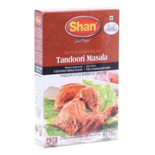 Shan Tandoori Masala Ready Mix 50g