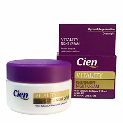 Cien Vitality Regenerative Night Cream 50ml