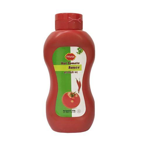 Pran Hot Tomato Sauce 340g / 550g / 1kg