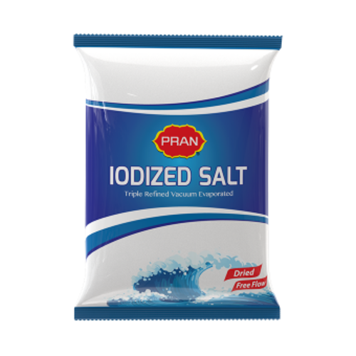 Pran Iodized Sea Salt 1kg