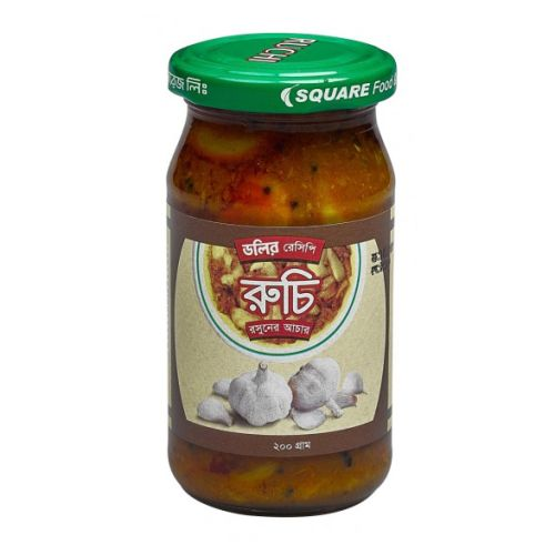 Ruchi Garlic Pickle 200g