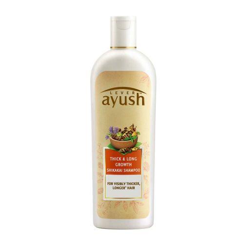 Lever Ayush Thick and Long Growth Shikakai Shampoo 175ml