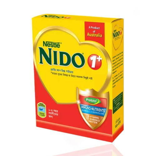 Nestle NIDO 1+ Growing Up Milk Powder 350g Pack