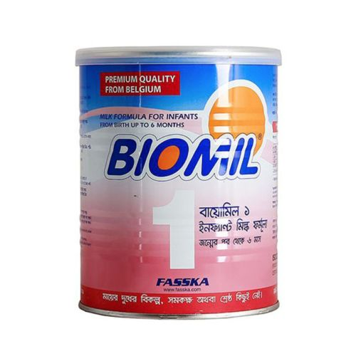 BIOMIL 1 Standard Infant Formula Pack 350g / Tin 400g
