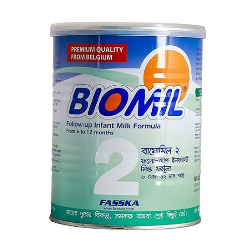 BIOMIL 2 Standard Follow-up Formula Pack 350g / Tin 400g