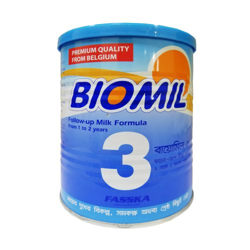 BIOMIL 3 Standard Growing-up Formula Pack 350g / Tin 400g