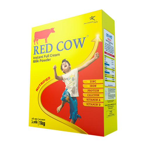 Red Cow Nutrified Instant Full Cream Milk Powder 350 g / 1 kg