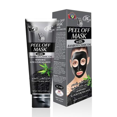 YC Black Mask and Bamboo Charcoal  100ml