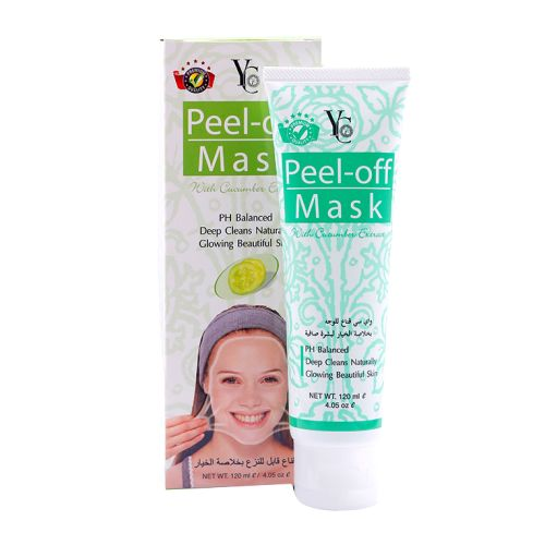 YC  Cucumber / Aloe Vera / Strawberyy / Apricot Peel of Mask 120ml