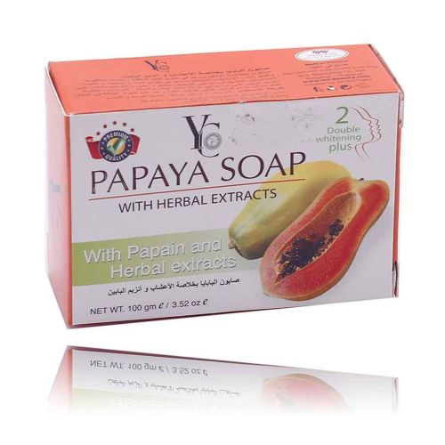 YC Cucumber / Papya / Milk & Yougurt / Acne Soap Bar 100g