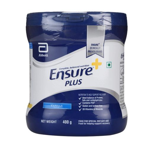 Ensure Plus in Vanilla Flavor 400g / 1 kg