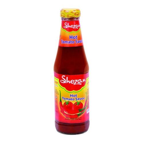 Shezan Hot Tomato Sauce  340g / 1kg