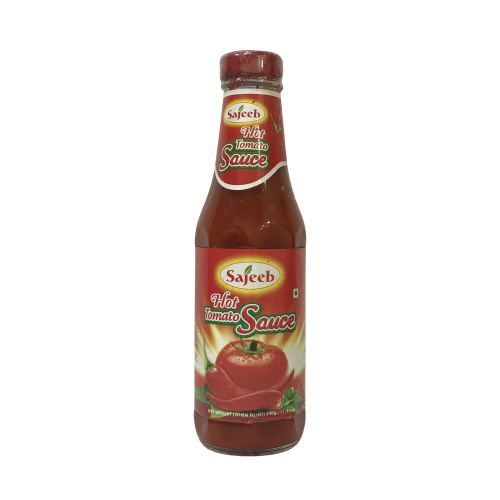 Sajeeb Hot Tomato Sauce 340g / 1kg