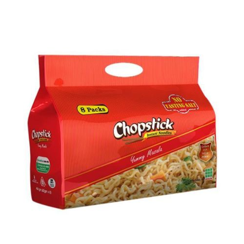 Chopstick Yummy Masala Instant Noodles 4-Packs 248g  / 8-Packs 496g