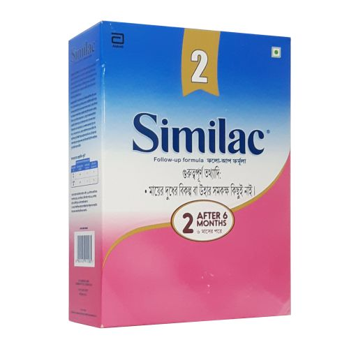 Abbott Similac Follow-Up Stage 2 Infant Formula 400g