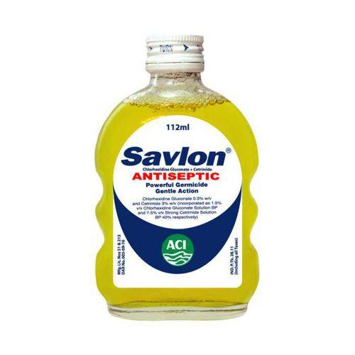 Savlon Liquid Antiseptic 56ml / 112ml / 500ml / 1 Ltr
