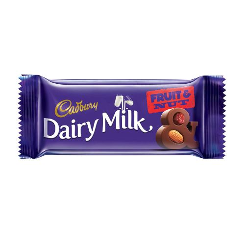 Cadbury Dairy Milk Fruit and Nut Chocolate Bar 36g
