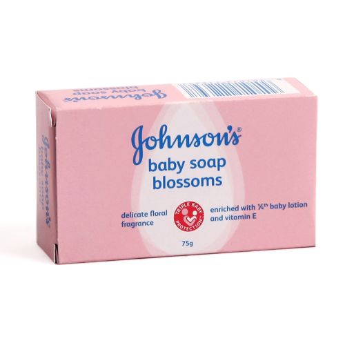 Johnson's  Blossoms Baby Soap 75g