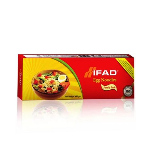 Ifad Egg Noodles Family Pack 300g