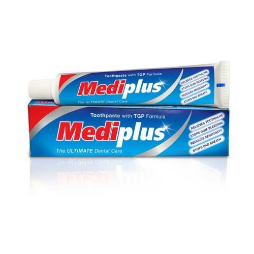 Mediplus TGP Formula Ultimate Dental Care Toothpaste 70g / 140g