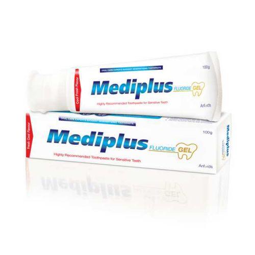 Mediplus Fluoride Gel Toothpaste 100g