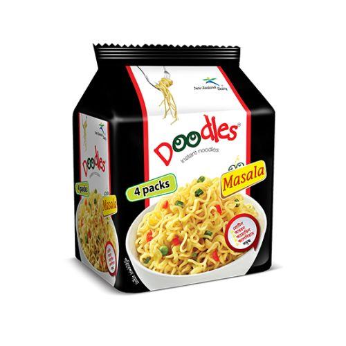 Doodles Instant Masala Noodles 62g /  248g / 496g / 744g