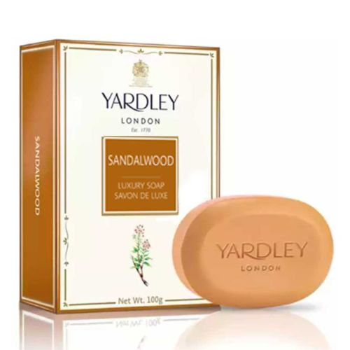 Yardley London Sandalwood / English Rose Luxury Soap 100g
