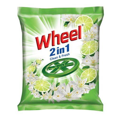 Wheel Washing Powder 2in1 Clean & Fresh 500g / 1 kg
