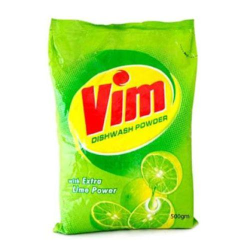 Vim Dish Washing Powder 500g