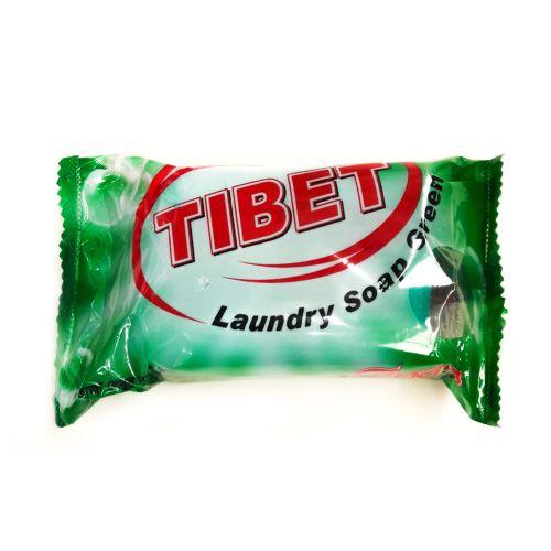 Tibet Laundry Soap Green 130g