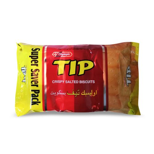 Olympic Tip Crispy Salted Biscuits 250g