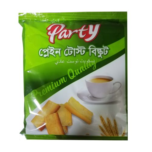 Party Plain Toast Biscuit 350g