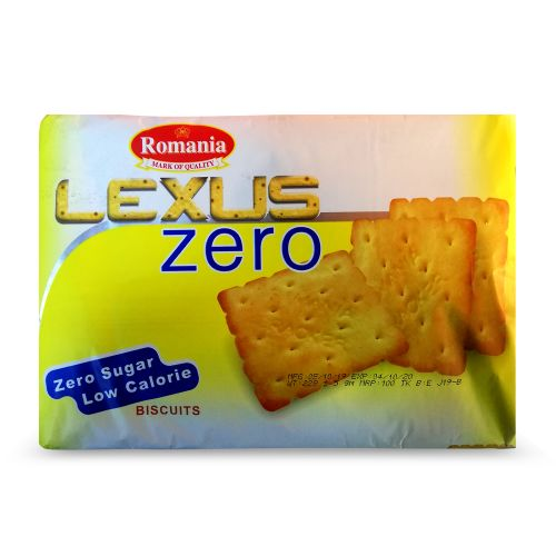 Romania Lexus Zero Sugar Low Calorie Biscuit 228g