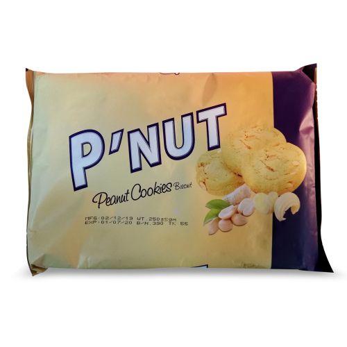 Romania P'Nut Cookies Biscuit 250g