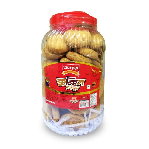 All Time Cookies Biscuit Jar 850g