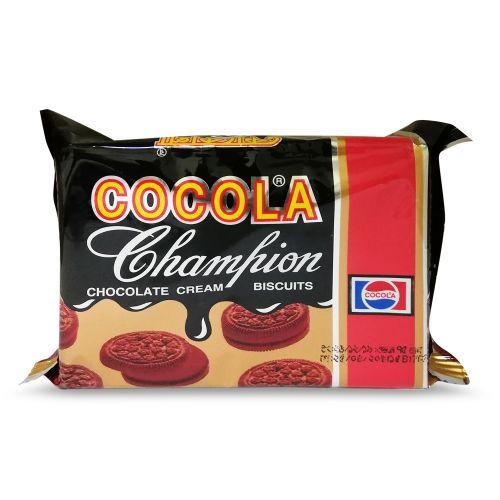 Cocola Champion Chocolate Cream Biscuit 75g