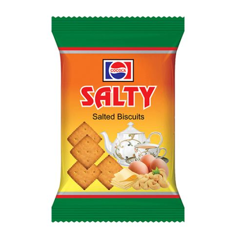 Cocola Salty Salted Biscuit 100g