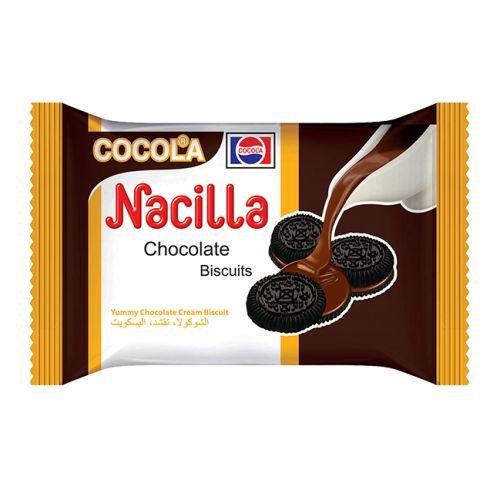 Cocola Nocilla Chocolate Biscuit 75g