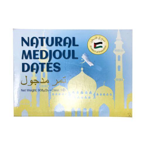 Natural Medjoul Dates