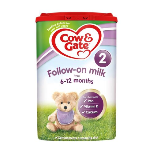 Cow & Gate Follow On Milk-2 800g