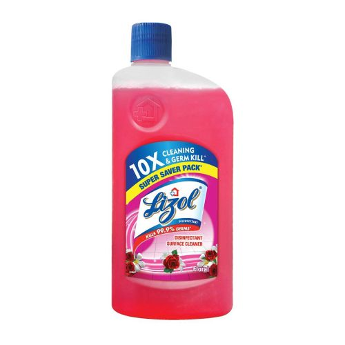 Lizol Floral Disinfectant Surface Cleaner 500ml / 975ml