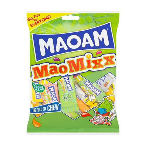 Maoam Mao Mix Chew Candy 375g